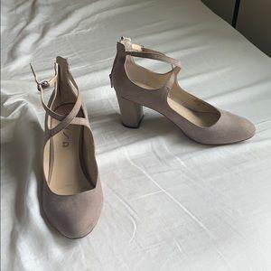 Unisa strap heels